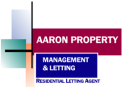 Aaron Property Management & Letting, Glasgow branch logo