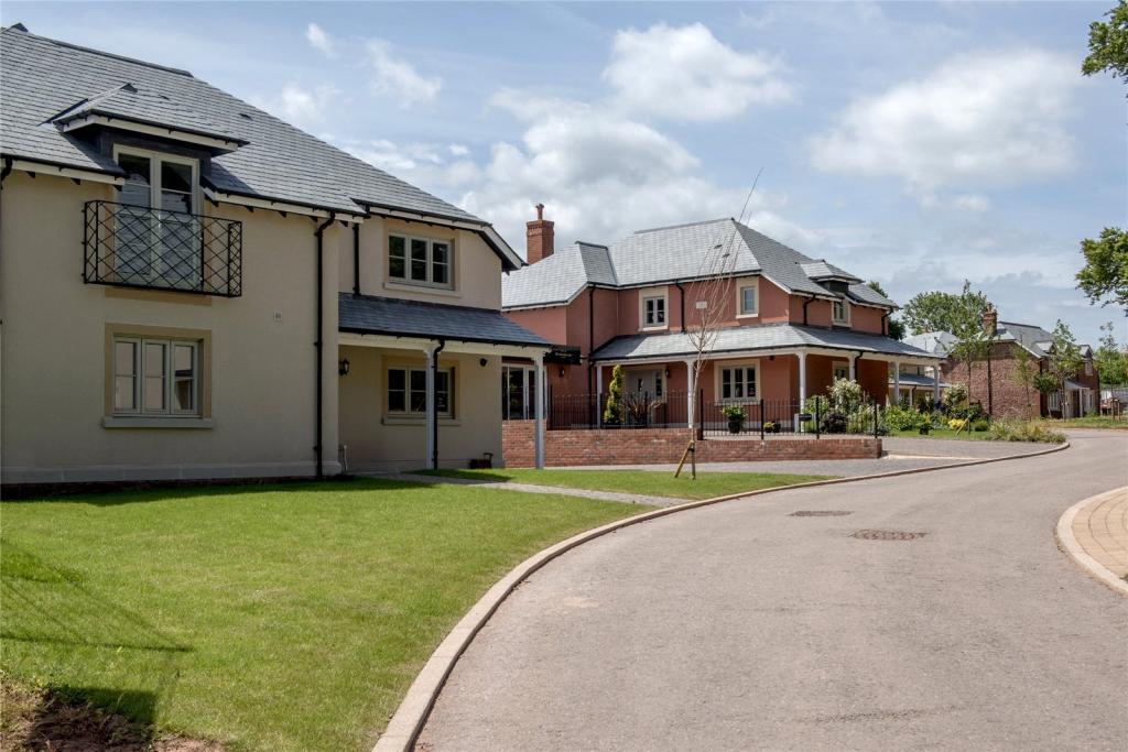 Sandhill Park New Homes