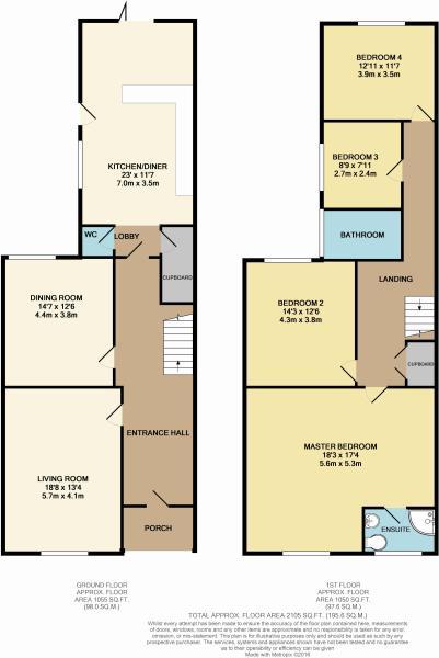 CoronationRoad floorplan