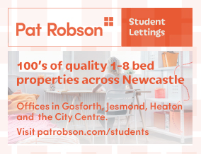 Get brand editions for Pat Robson, Jesmond - Student Lettings
