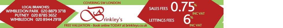 Get brand editions for Brinkley's Estate Agents, Wimbledon Village and Town Centre