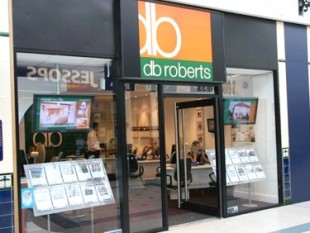 D B Roberts & Partners, Telford - Lettingsbranch details