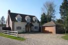 Detached property for sale in Battisford, Suffolk