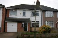semi detached home in Sidney Road, Hillmorton...