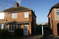 3 bed semi detached house in Belmont Road, Rugby