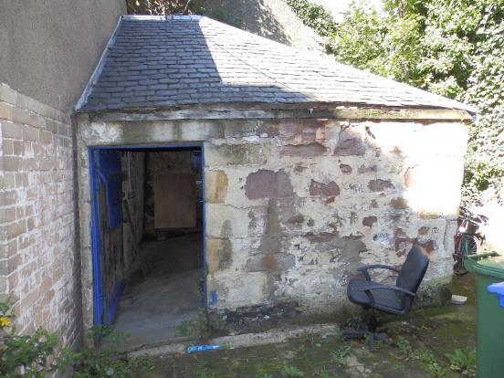 Outbuilding Exterior
