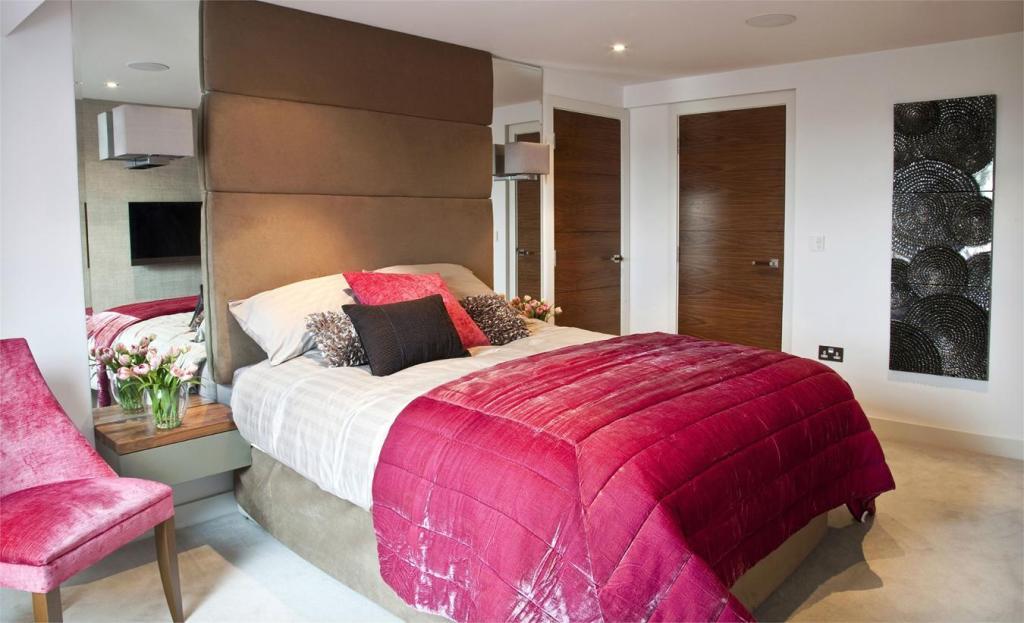 Lutron,Master Bedroom