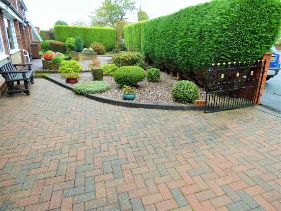 Front garden &