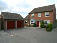 4 bed Detached property in Willoughby Chase...
