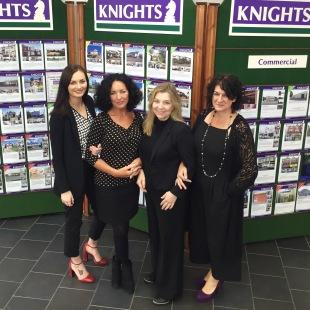 Knights Estates Agents, Barry - salesbranch details