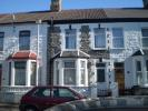 Terraced home in St Marys Avenue, Barry...