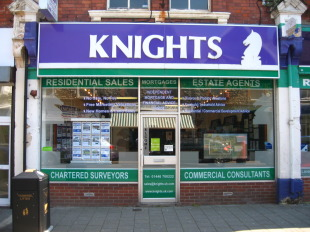 Knights Estates Agents, Barry - lettingsbranch details