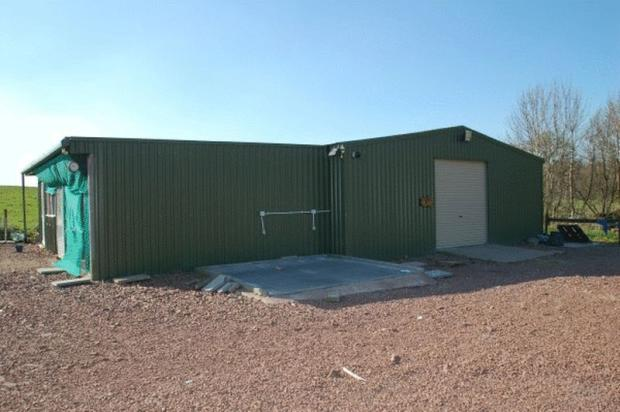 Steel Shed