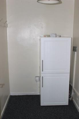 Spacious cupboard
