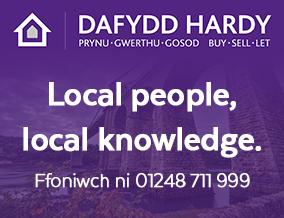 Get brand editions for Dafydd Hardy, Menai Bridge