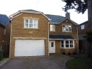 Detached property to rent in Irthlingborough Road...