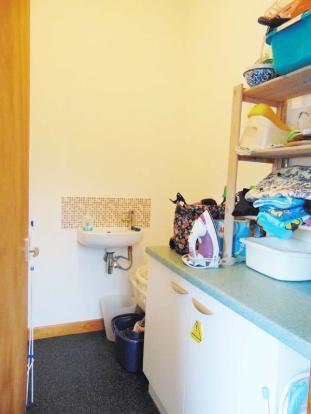 Utility Room/WC b