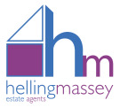 Hellingmassey Estate Agents, Bury logo