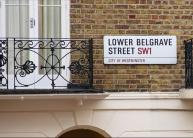Flat to rent in Lower Belgrave Street...