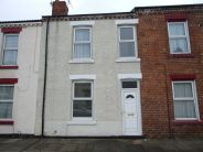 Terraced home in Gurney Street, Darlington