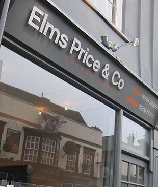 Elms Price & Co, Colchester - Salesbranch details