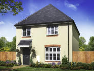 4 bed new property for sale in Off Heol West Plas...