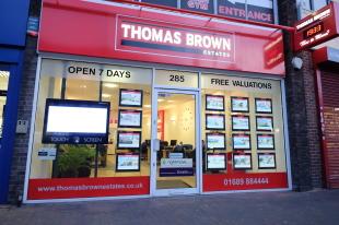 Thomas Brown Estates, Orpingtonbranch details