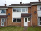 Terraced property in Hazelbank Close, Liphook