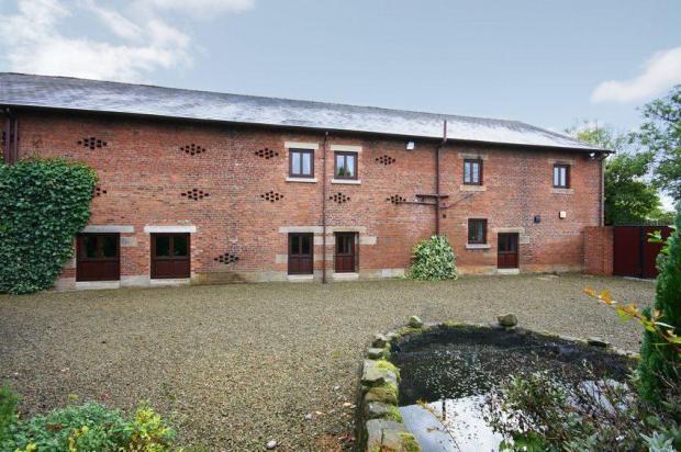 Millers Barn