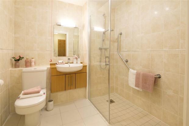 Bathroom - 1 Bed