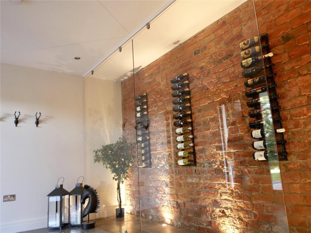 Wine Showcase Area