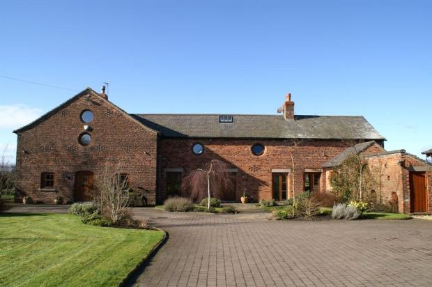 Moss House Barn