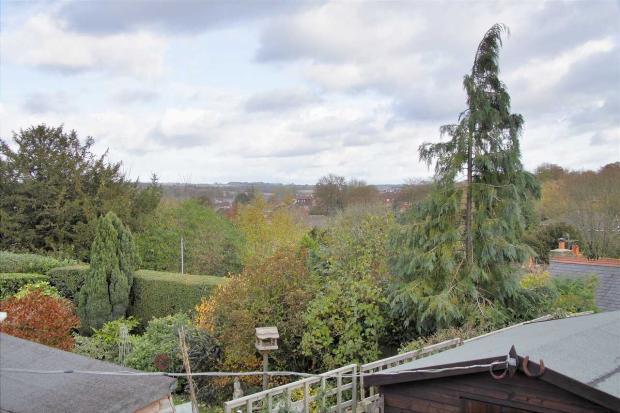 View across Overton