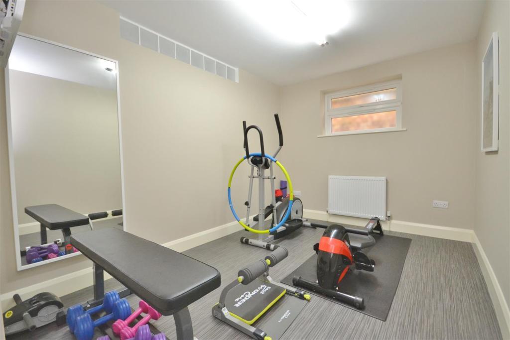 Gym/Music Room