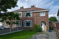 semi detached house in The Causeway, Southport