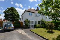 semi detached home for sale in Kirklees Road, Southport
