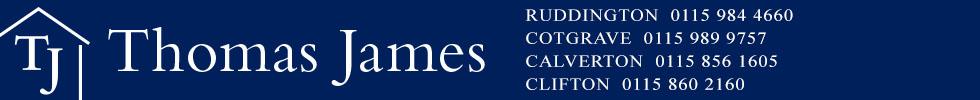 Get brand editions for Thomas James Estate Agents , Ruddington