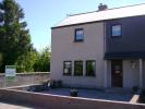 semi detached property for sale in Spey Road, Craigellachie...