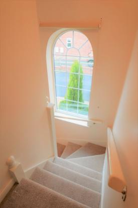 arched window ...