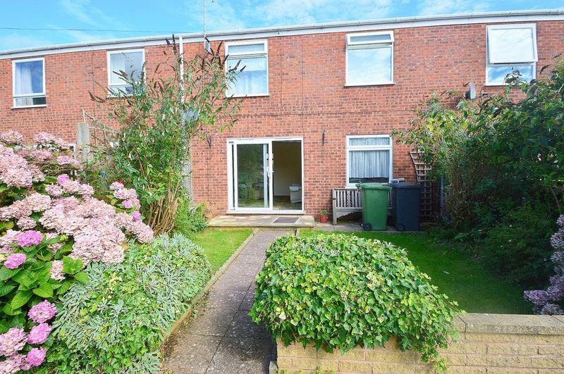 rear garden to...