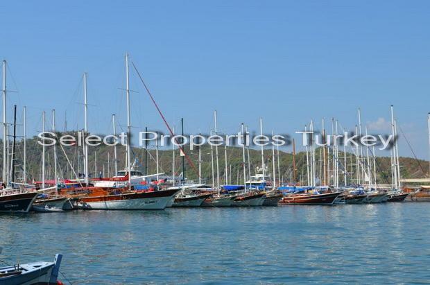Fethiye Harbour