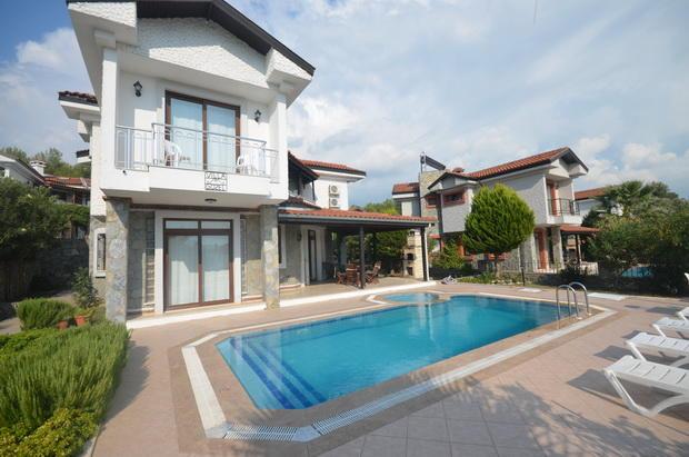 Detached Villa for sale in Kemer, Fethiye, Mugla