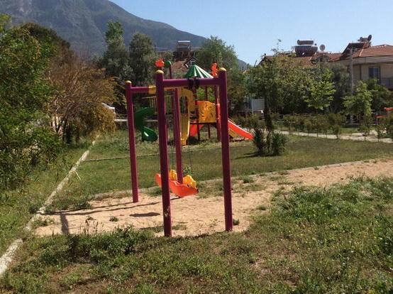 Nearby kids park