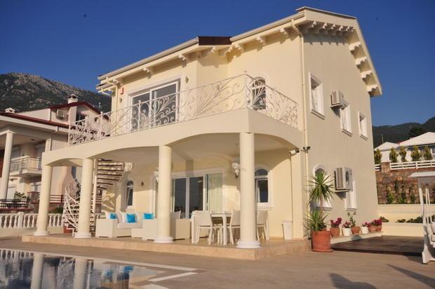 Custom built villa
