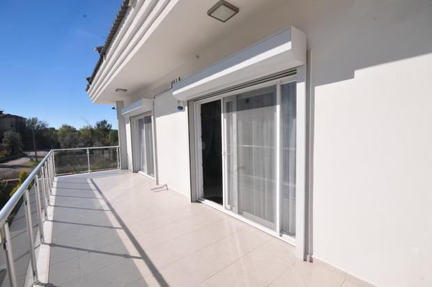B'room 1 & 2 Balcony
