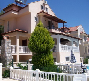 Detached Villa for sale in Hisaronu, Oludeniz, Mugla
