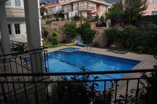 new development for sale in Mugla, Fethiye, Hisaronu