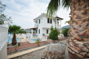 Detached Villa in Mugla, Fethiye, Ovacik