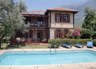 Stone House in Mugla, Fethiye, Ovacik for sale
