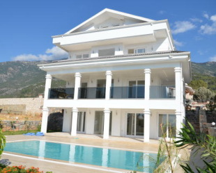4 bed Villa for sale in Mugla, Fethiye, Ovacik
